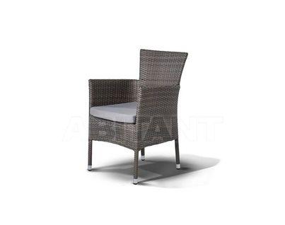 """Терни"" стул серо- коричневый"