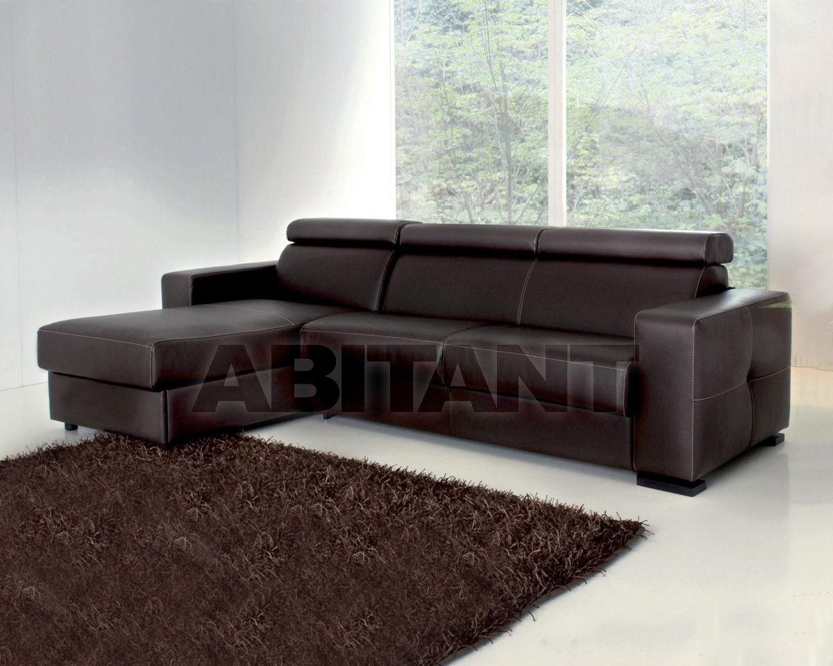 Купить Диван JET Delta Salotti Italiana JET SX-9601 DX-9602 + SX-9220 DX-9221