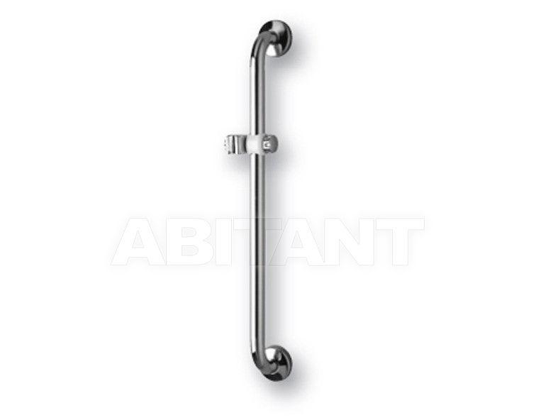 Купить Ручка для ванной/душа Ponte Giulio Polished Steel G29JASN109