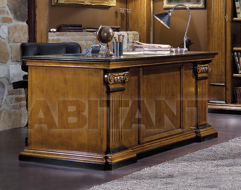 Купить Стол письменный Tarocco Vaccari Group Complimenti 14345