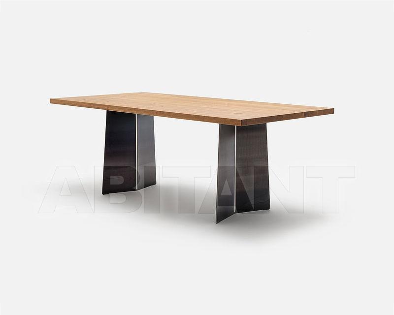 Стол обеденный светло коричневый rolf benz каталог