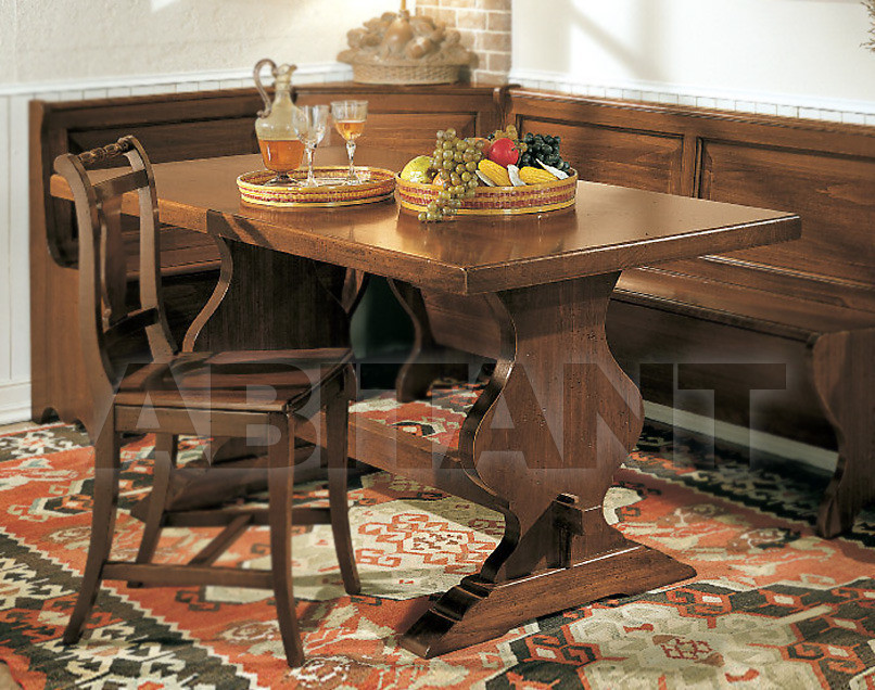 Купить Стол обеденный Tarocco Vaccari Group Complimenti 15317