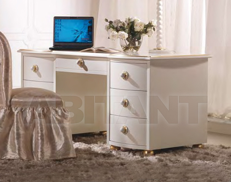 Купить Стол письменный Serafino Marelli Foglie & Colori O 11