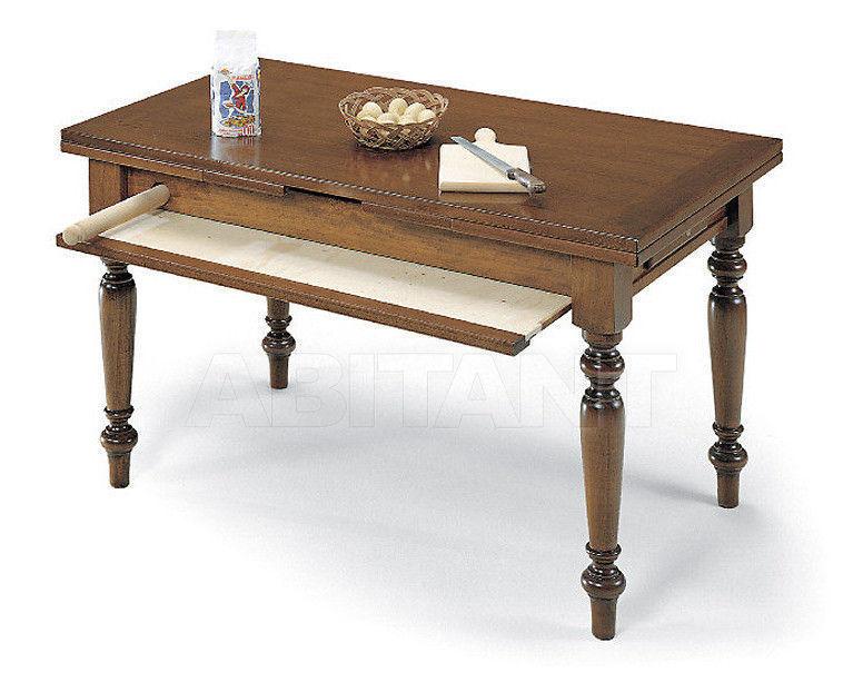 Купить Стол обеденный Tarocco Vaccari Group Complimenti 16152