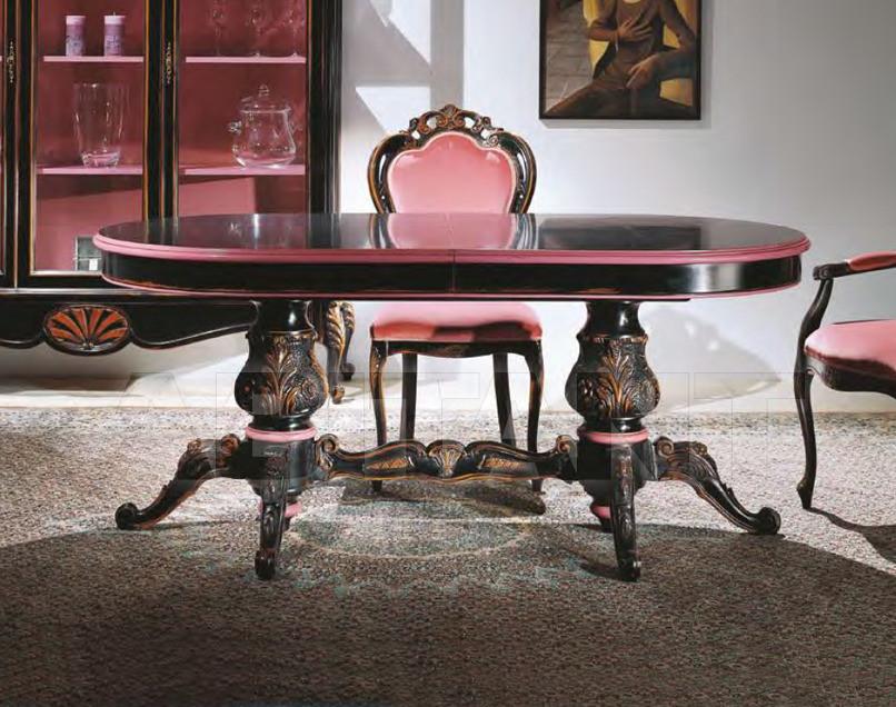 Купить Стол обеденный Serafino Marelli Foglie & Colori LA 15