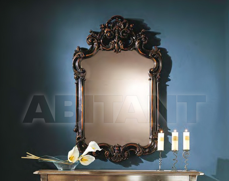 Купить Зеркало настенное Serafino Marelli Foglie & Colori L 2