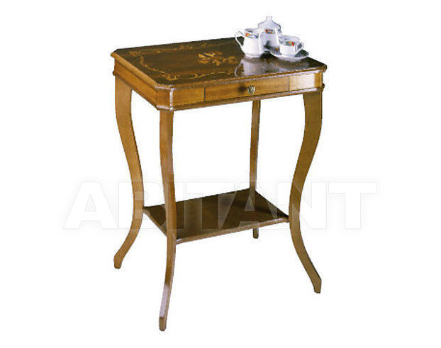 Купить Столик приставной Tarocco Vaccari Group Complimenti 621