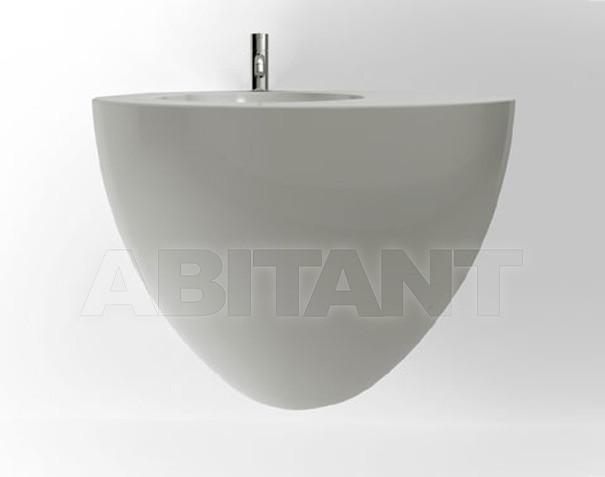 Купить Раковина подвесная Ceramica Cielo S.p.A. Nero 2012 LGLS71