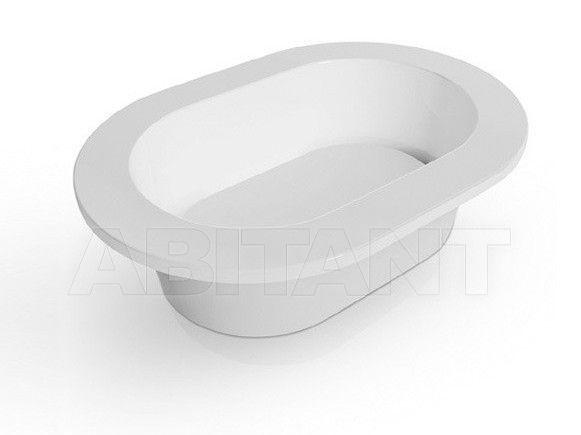 Купить Раковина накладная Ceramica Cielo S.p.A. Nero 2012 AMLA65