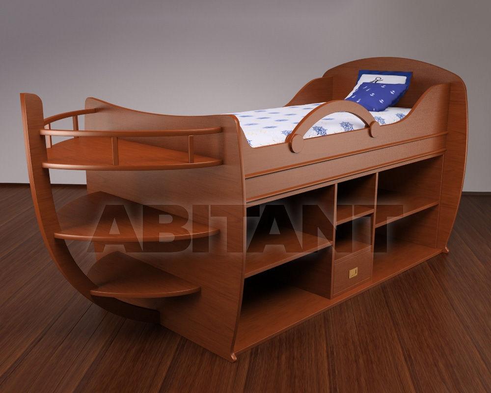 Купить Кровать детская Caroti Srl Vecchia Marina 518