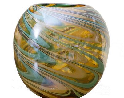 HJ360-25-G3 Ваза стеклянная (цветная) H23D26