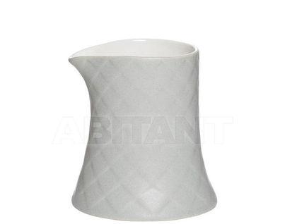 CB2739-9-F586 Молочник серый 8,6*8,2*9