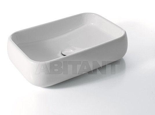 Купить Раковина накладная Ceramica Cielo S.p.A. Nero 2012 SHLAA60(X)