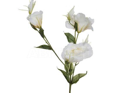 9F27051-1499 Лизиантус белый, 78см (36)