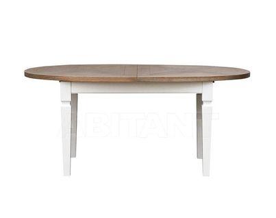 SH25-HH.DT.03(бел.) Стол обеденный 1800x1000х780