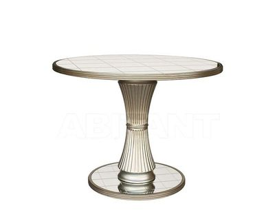 KFC951 Стол обеденный зеркальный 1050*1050*783