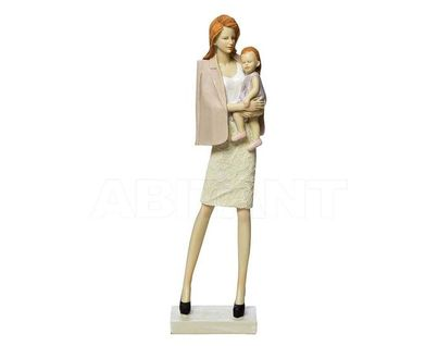 "23HY161704CP Статуэтка ""Мама и дочь"" 11*8*35"