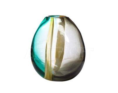 HJ4127-22-N95 Ваза H22xD21x12 (цветная)