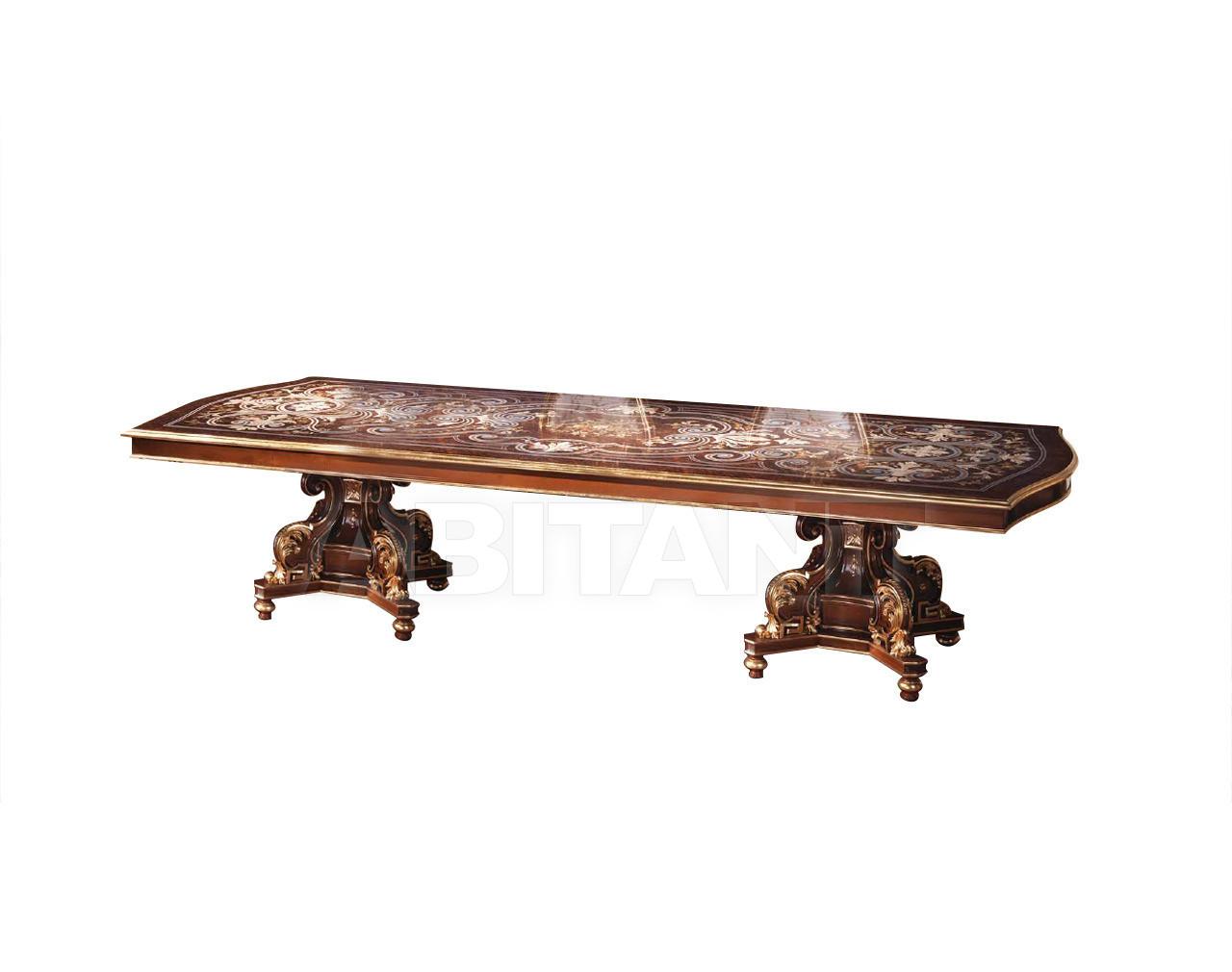 Купить Стол обеденный Bazzi Interiors Versailles F972 Tavolo