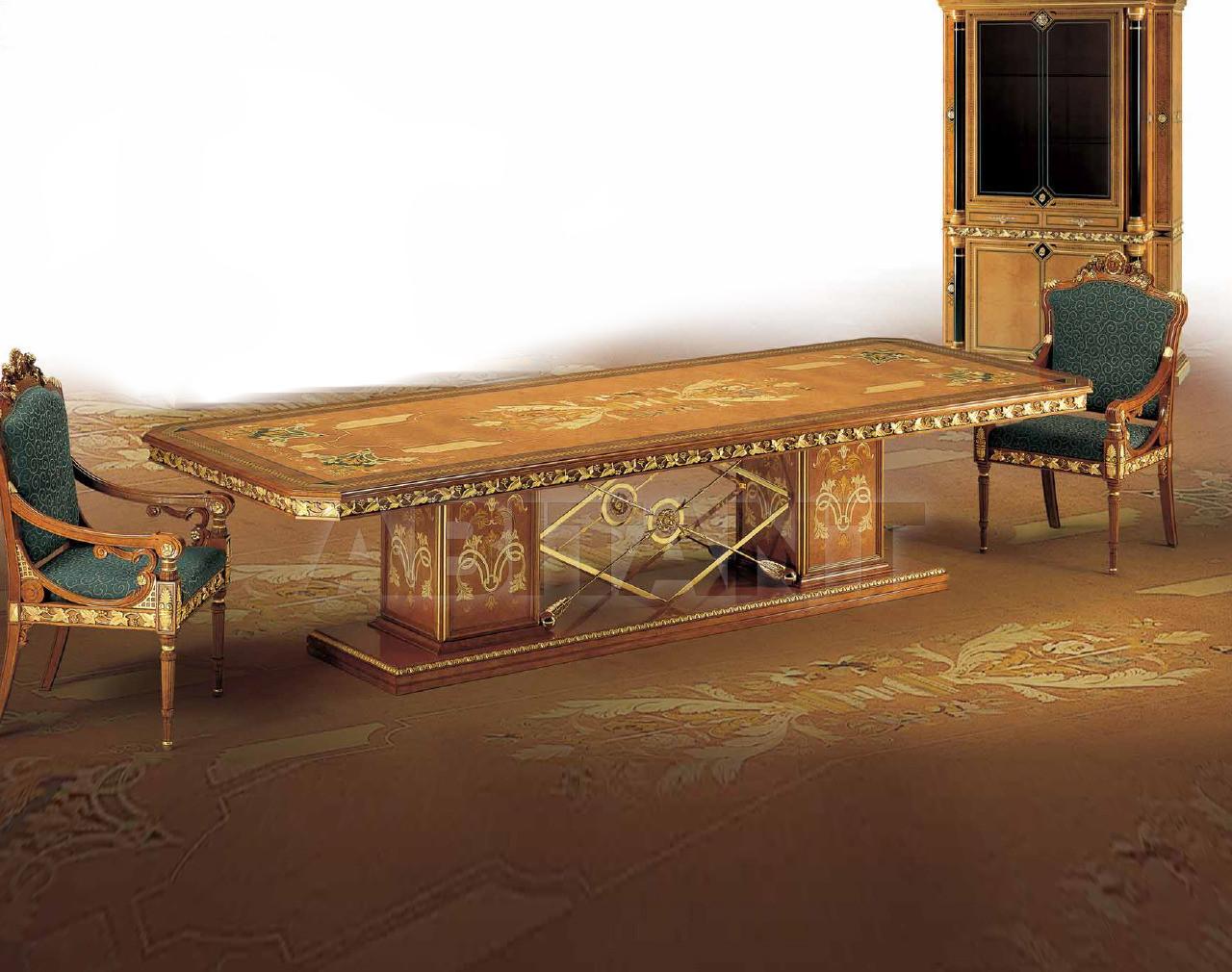 Купить Стол обеденный Bazzi Interiors Versailles F515 Tavolo