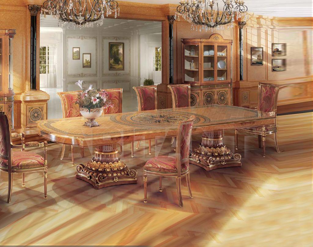 Купить Стол обеденный Bazzi Interiors Versailles 5010/1