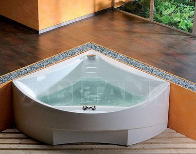 Акриловая ванна ALPEN Bermuda 155