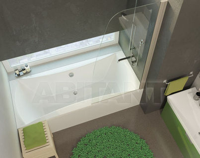 Акриловая ванна ALPEN Luna 150