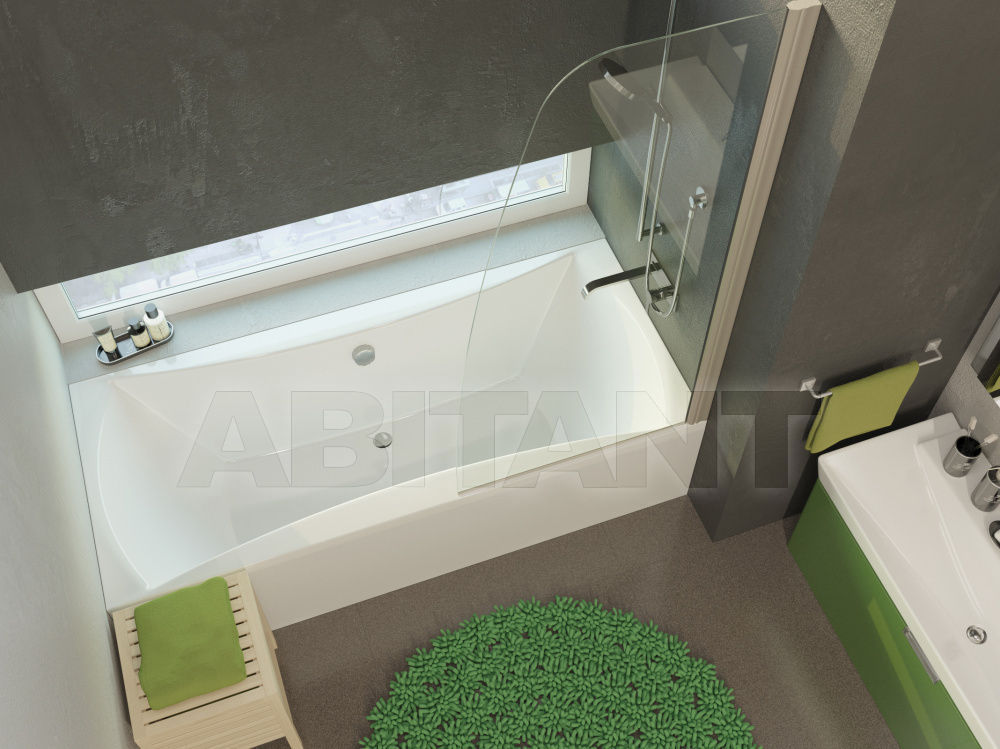 Купить Акриловая ванна ALPEN Luna 170 Alpen AVP0008