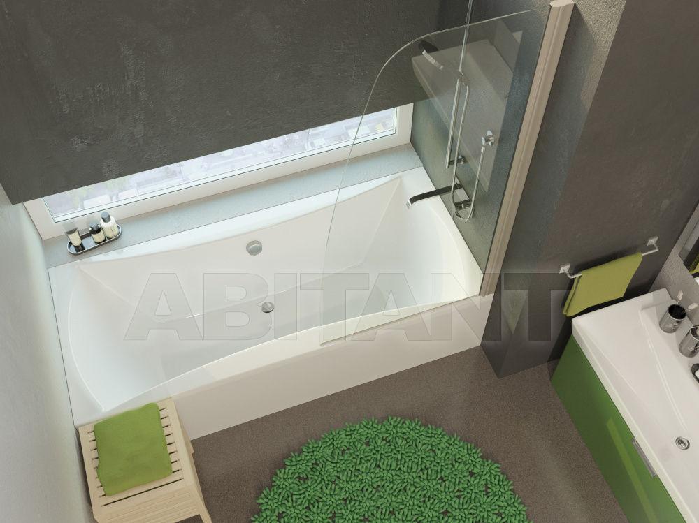 Купить Акриловая ванна ALPEN Luna 180 Alpen AVP0009