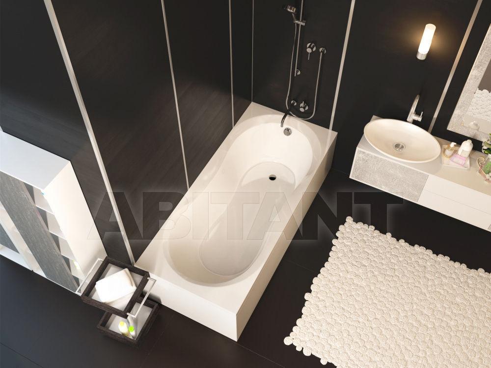 Купить Акриловая ванна ALPEN Mars 140 Alpen AVP0013