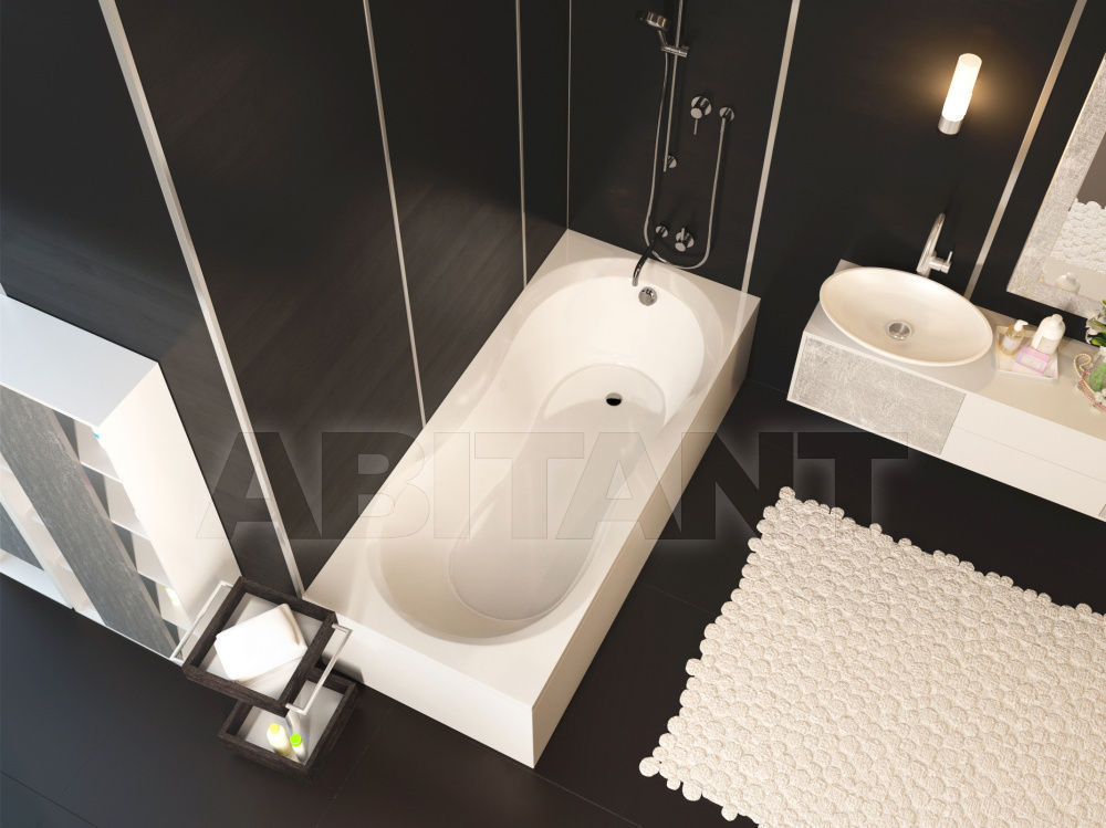 Купить Акриловая ванна ALPEN Mars 160 Alpen AVP0015