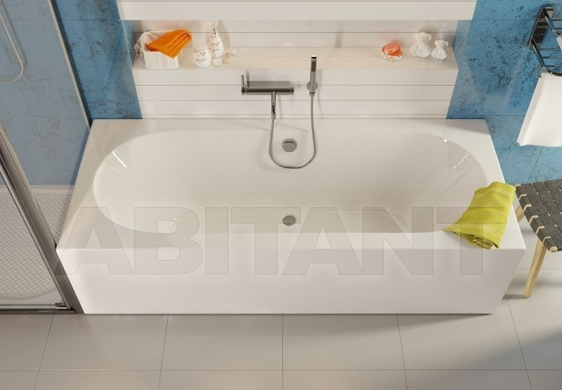 Купить Акриловая ванна ALPEN Montana 170x75 Alpen AVB0010