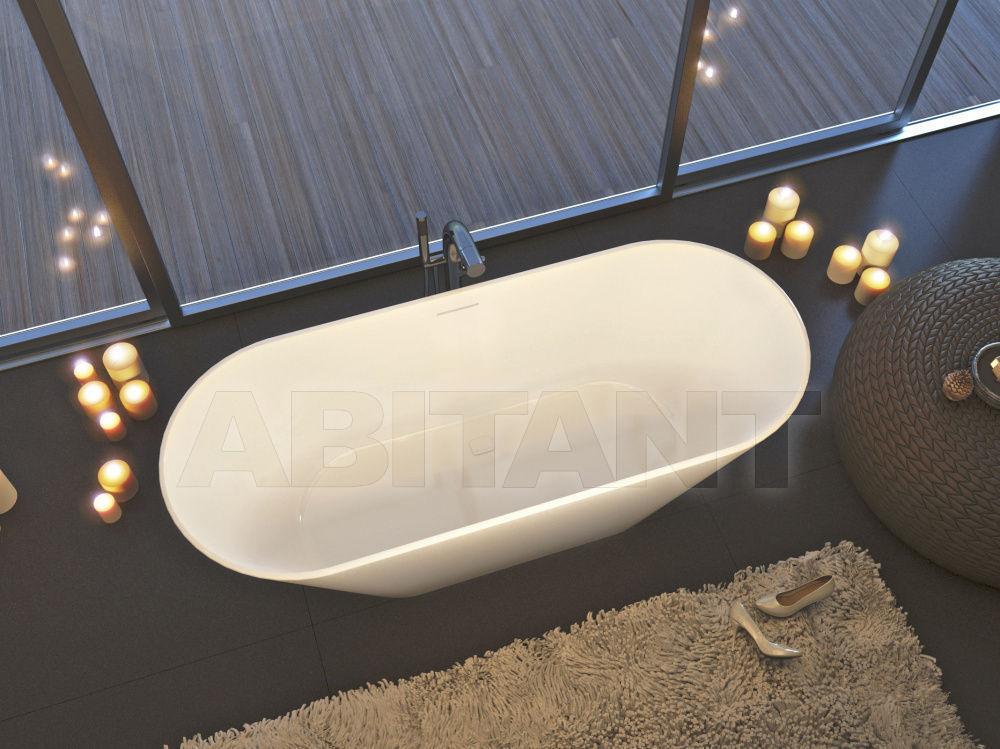 Купить Ванна из литого мрамора ALPEN Bergamo 170 Alpen BER-170M