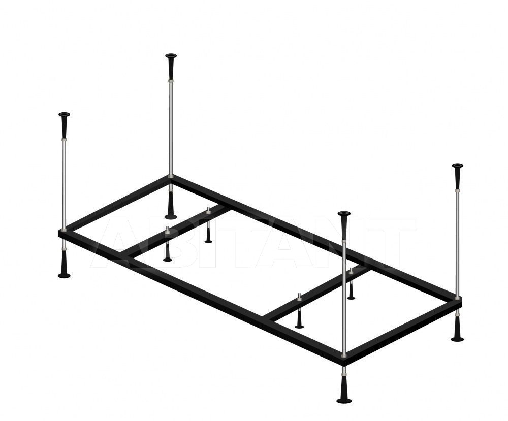 Купить Каркас металлический для ванны 150x150 KMY150150