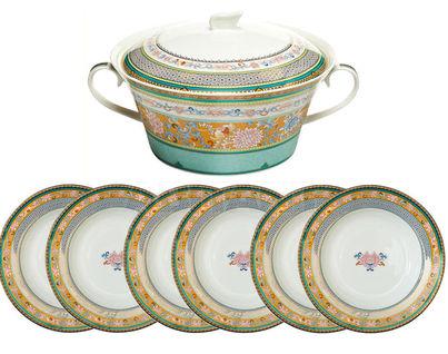 Набор посуды №4