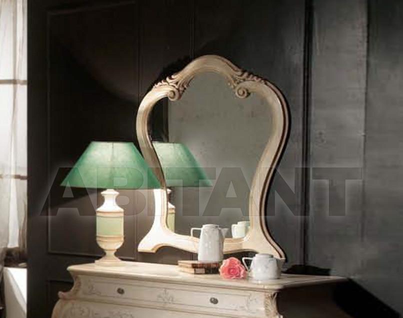 Купить Зеркало настенное Tarocco Vaccari Group Luxury P771 White