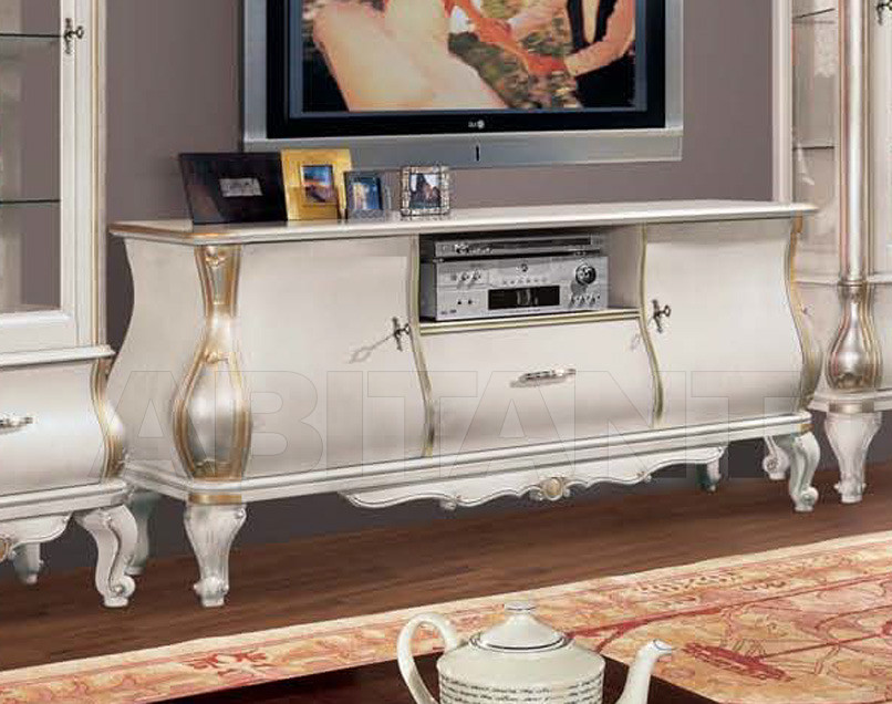 Купить Стойка под аппаратуру Tarocco Vaccari Group Luxury T523 White