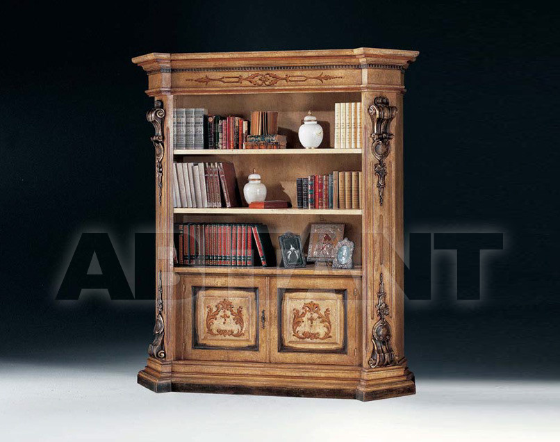 Купить Библиотека Tarocco Vaccari Group Luxury Z837/B