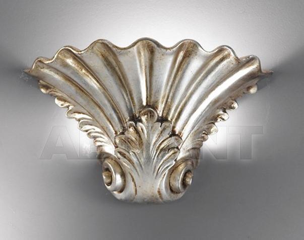 Купить Светильник настенный Rossini Illuminazione Classic A4455-ARG