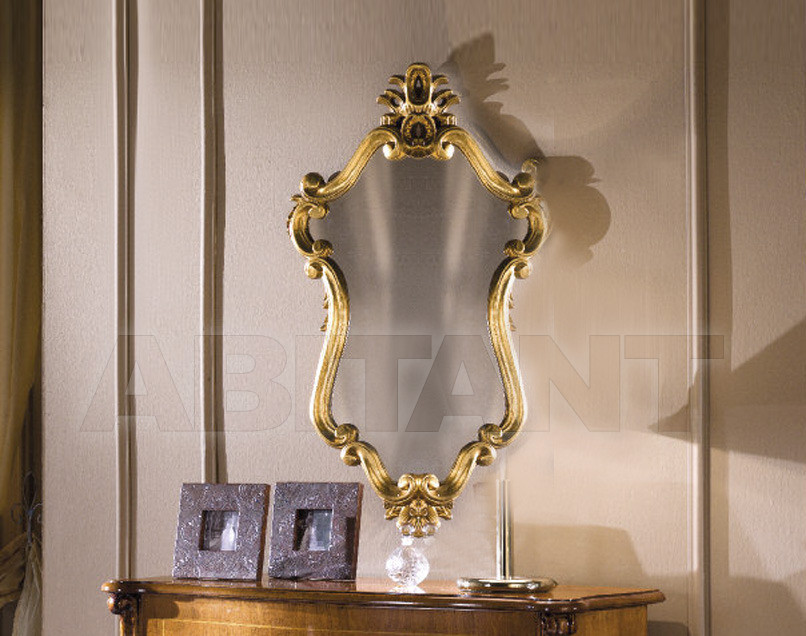 Купить Зеркало настенное Tarocco Vaccari Group Passioni Italiane 5139