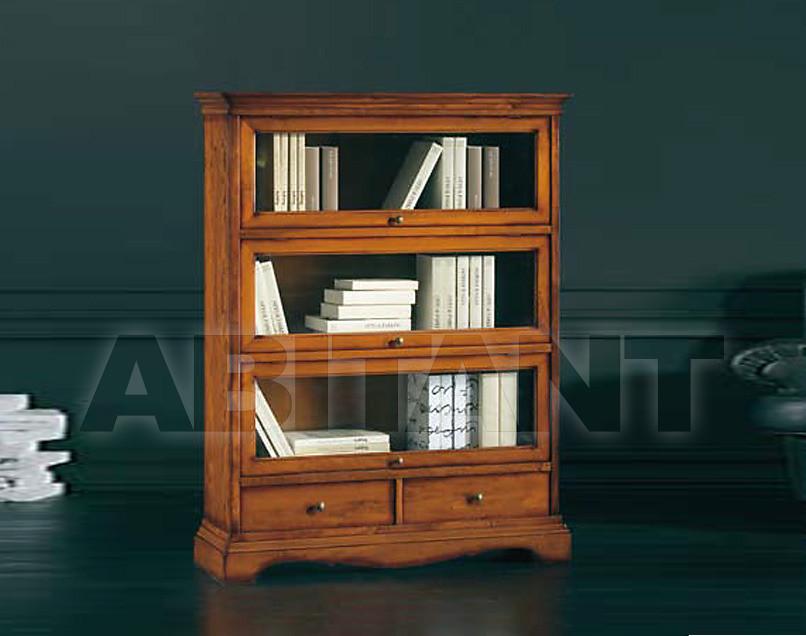 Купить Шкаф книжный Tarocco Vaccari Group White 3288