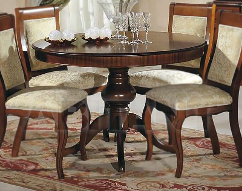 Купить Стол обеденный Tarocco Vaccari Group White 4079