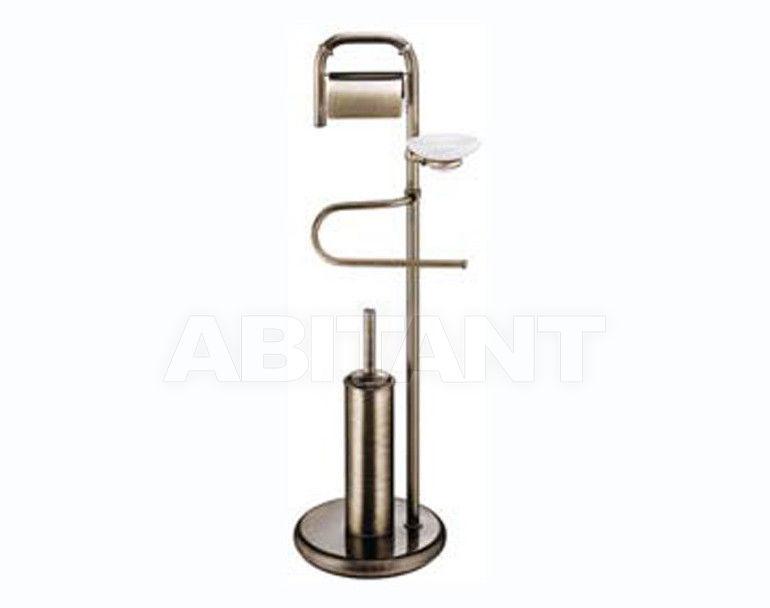 Купить Держатель для туалетной щетки Carbonari 2007 PORTATUTTO anitique brass