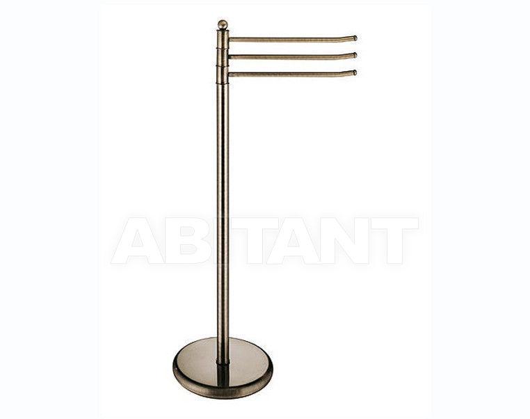 Купить Держатель для полотенец Carbonari 2007 CLARA anitique brass
