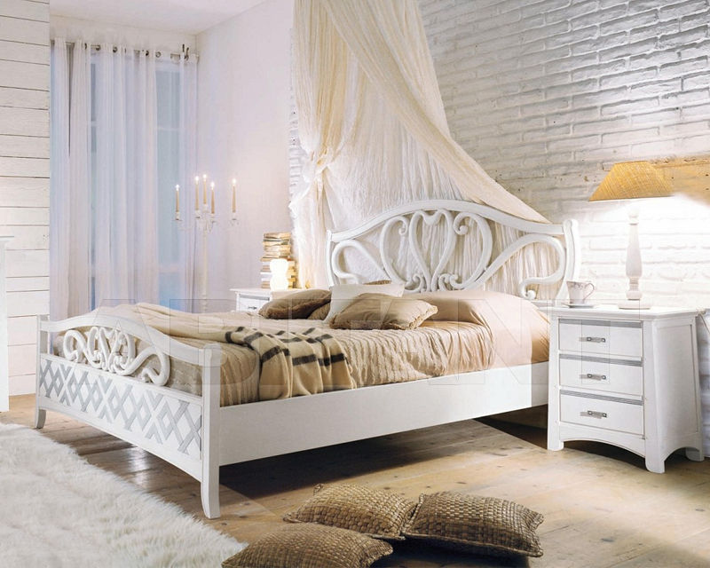 Купить Кровать Arve Style  Naima SL-0579-W