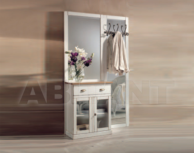 Купить Прихожая Tarocco Vaccari Group White 11031/LBS