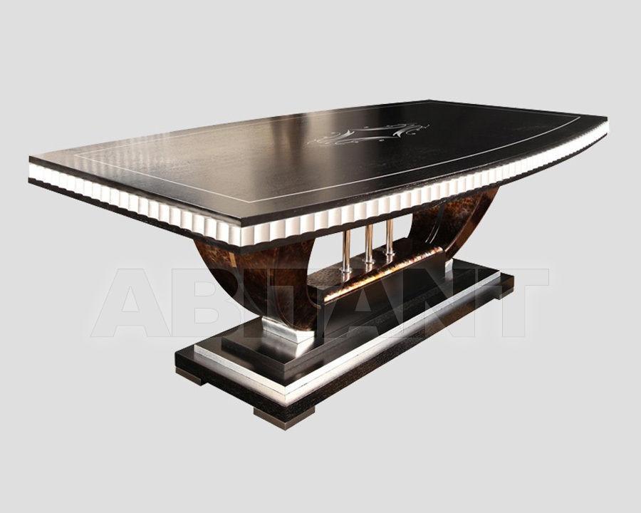 Купить Стол обеденный Tecni Nova Loc 4165/8 Mesa Comedor, Piel