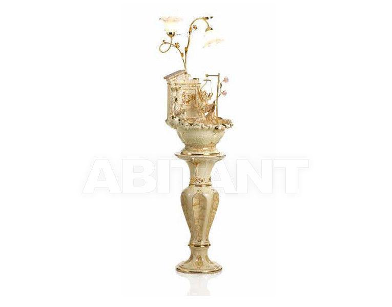 Купить Фонтан декоративный Ceramiche Lorenzon  Fontane L.683/AVOLF