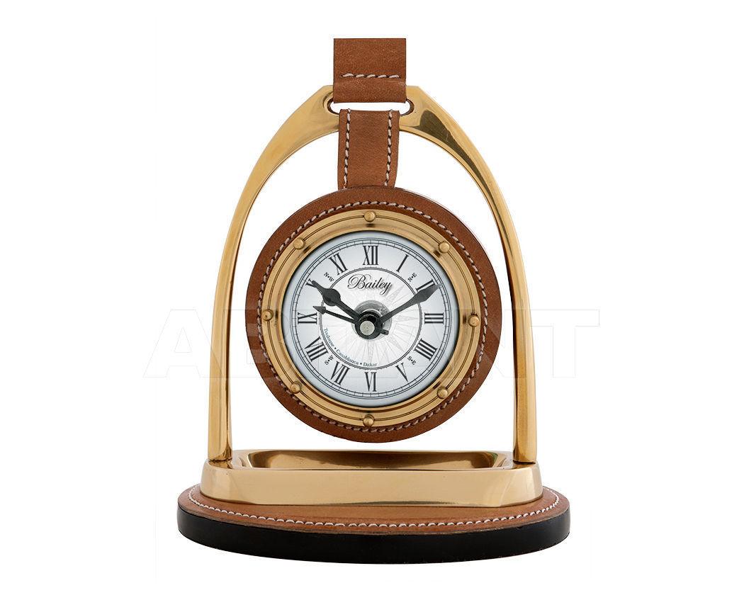 Купить Часы настольные Bailey Equestrian Eichholtz  Accessories 107023