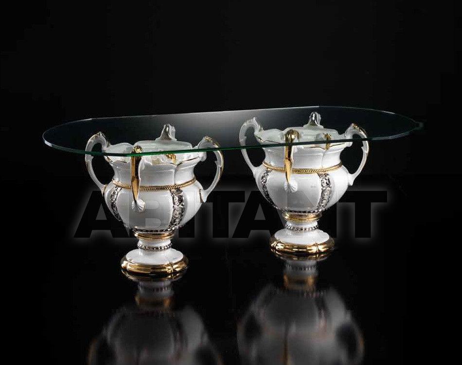 Купить Столик журнальный Ceramiche Lorenzon  Specchi L.667/2T/BOP